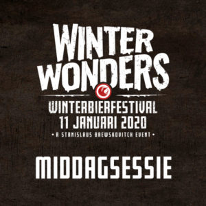 DAGHAP Ticket | Winter Wonders Winterbierfestival 2020 -
