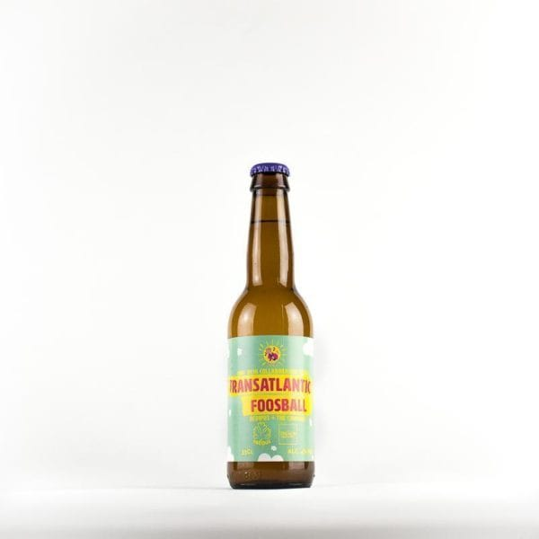 Transatlantic Foosball - Oedipus Brewing