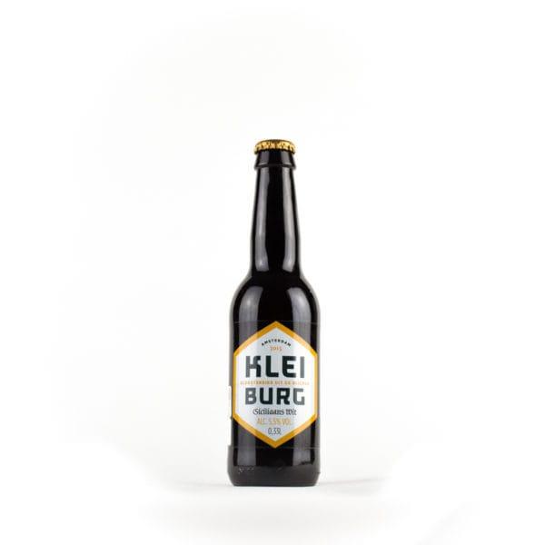Siciliaans Wit - Brouwerij Kleiburg