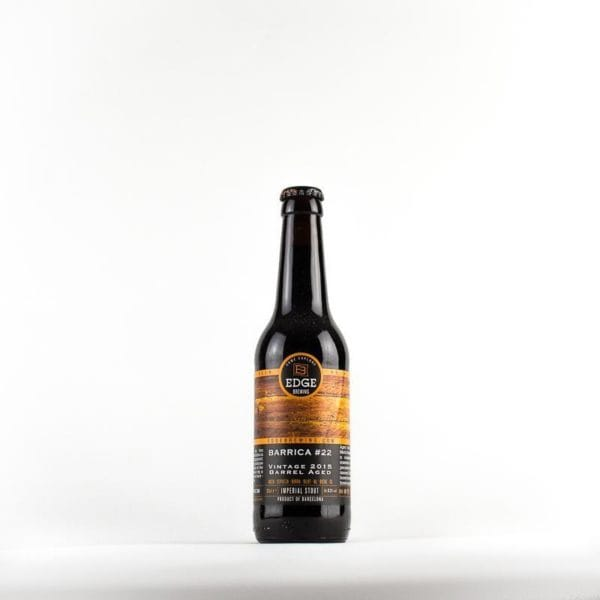 Préaris Grand Cru 2015 Bourbon B.A. - Edge Brewing