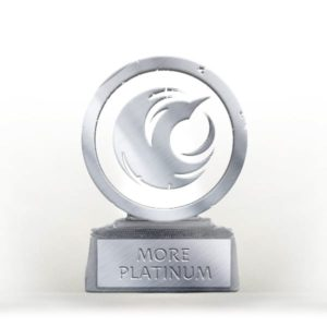 More Platinum -