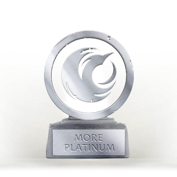 More Platinum -