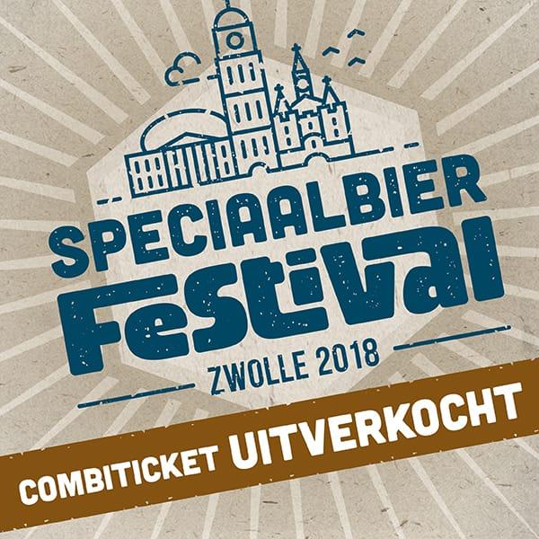 Ticket | Speciaalbierfestival Zwolle | Combiticket - Stanislaus Brewskovitch
