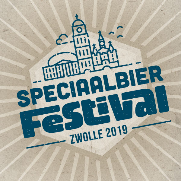 Ticket | Speciaalbierfestival Zwolle 2019 - Stanislaus Brewskovitch