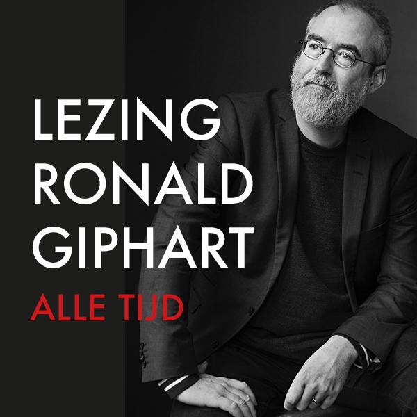 Boeken en bier met Ronald Giphart bij Stanislaus Brewskovitch -