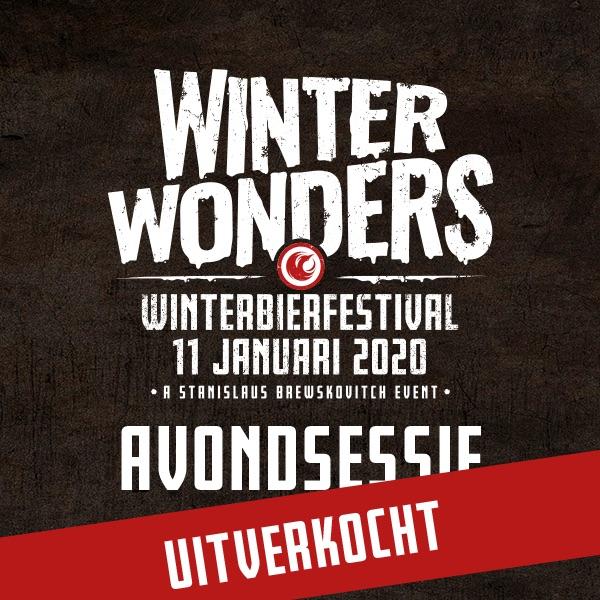 AVOND Ticket | Winter Wonders Winterbierfestival 2020 -