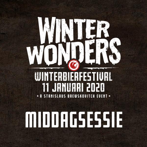 DAGHAP Ticket   Winter Wonders Winterbierfestival 2020 -