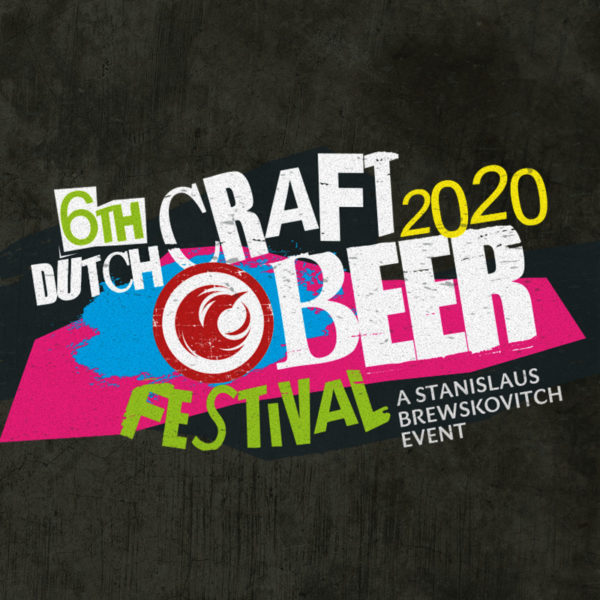 Early Beer Ticket | 6th Dutch Craft Beer Festival 2020 -