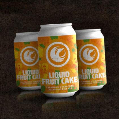 Liquid Fruit Cake 1.1 - Calamansi & Tangerine